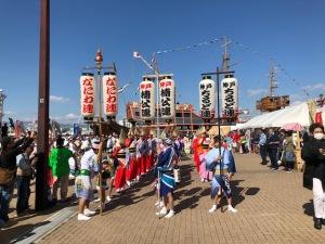 阿波踊りパレード2018