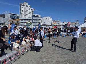 天保山祭り (2)メトロ