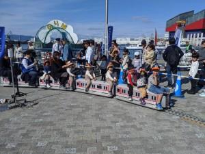 天保山祭り (3)メトロ